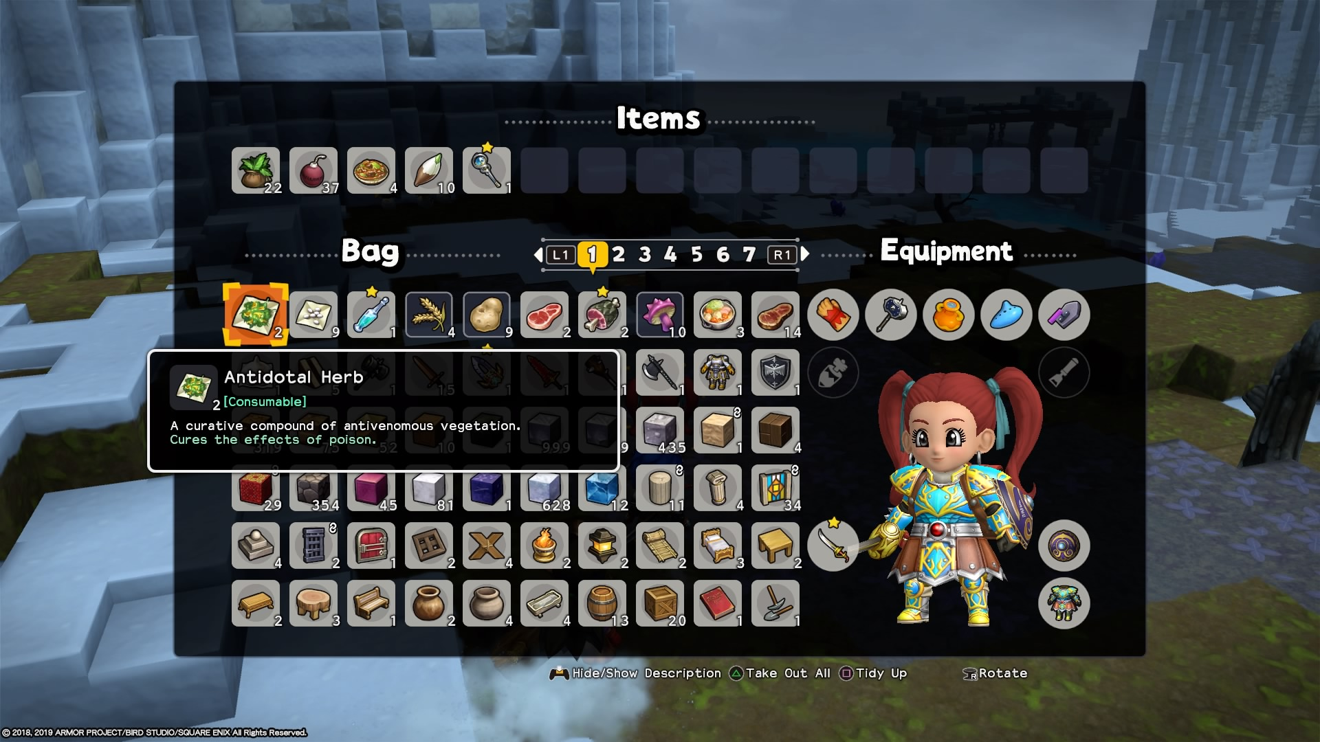 Dragon Quest Builders 2 review: Building on success | Ars