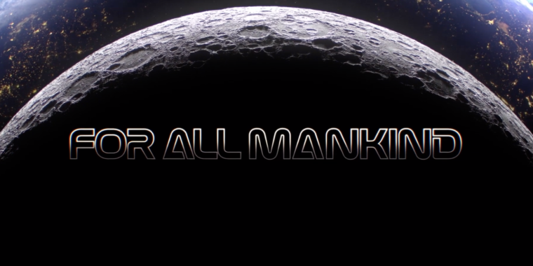 Apple celebrates Apollo 11 anniversary with a new peak at For All Mankind