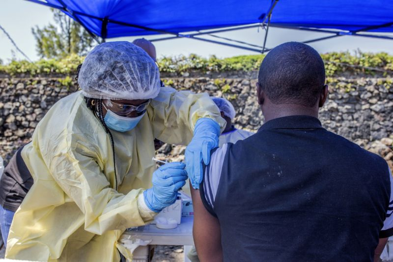 World Health Organization finally has an approved vaccine against Ebola