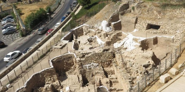Archaeologists uncover evidence of First Crusade's siege of Jerusalem