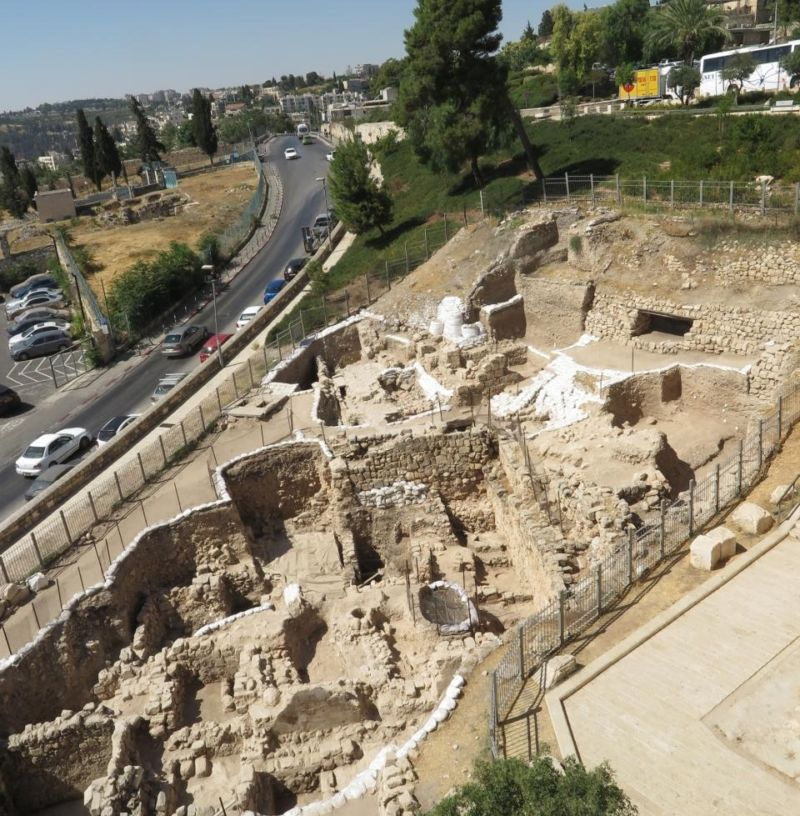 Archeologists confirm near-legendary tale of crusaders' siege of Jerusalem