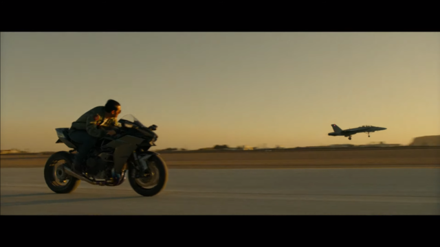 Top Gun: Maverick world premiere trailer: It's not just F
