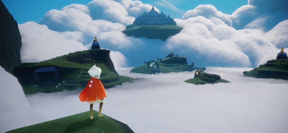 Journey creator's Sky debuts on iPhone and iPad