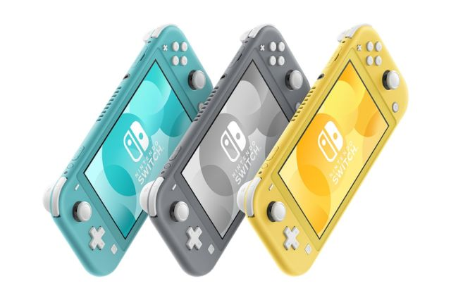 """Nintendo confirms portable-only, $200 """"Switch Lite"""" for"""