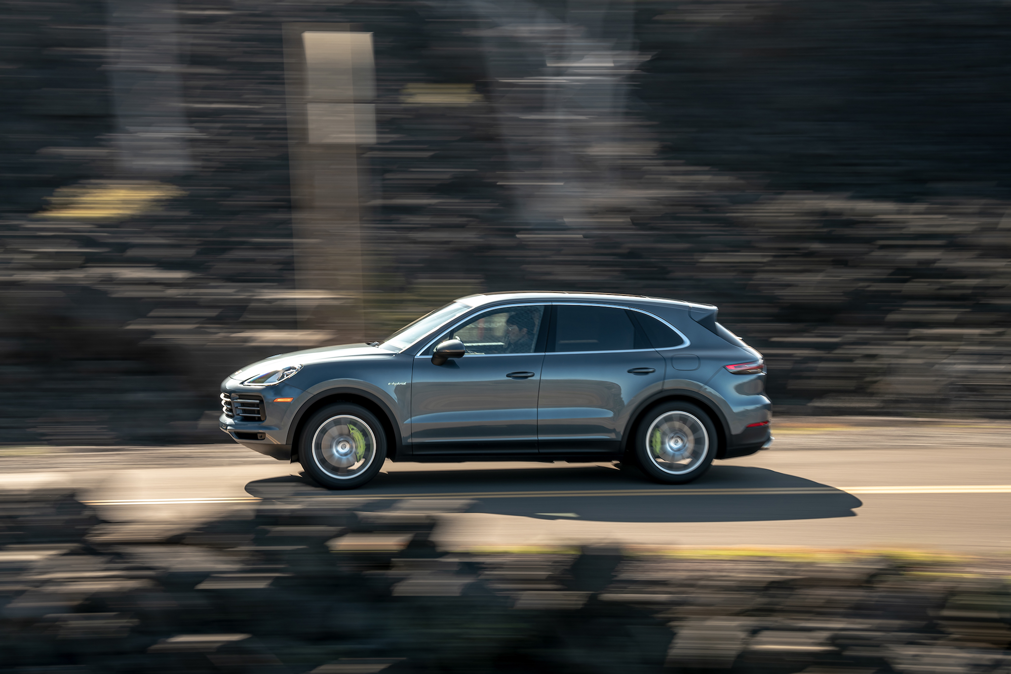 Porsche Cayenne E Hybrid First Drive This Plug In Hybrid Is