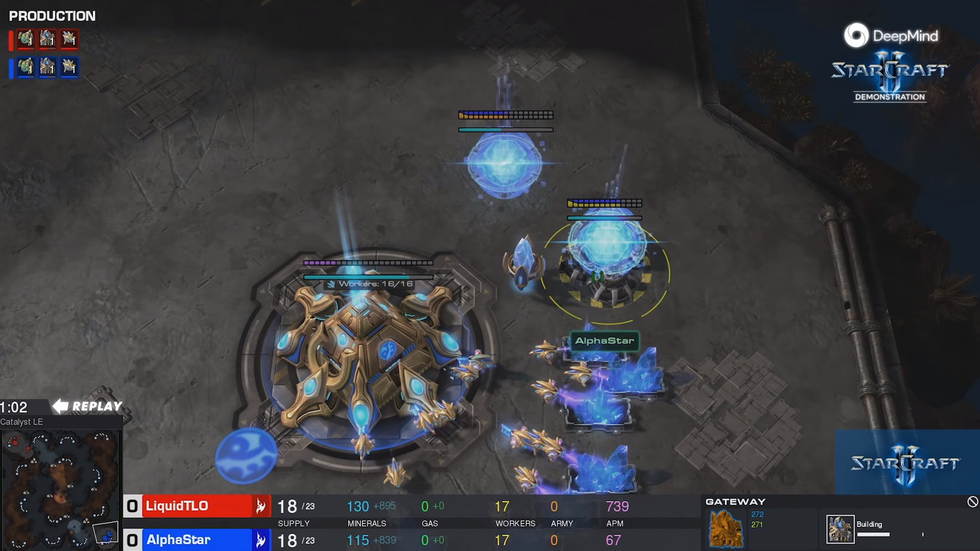 Play against DeepMind AI in StarCraft II for a limited time""