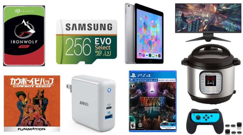 Dealmaster: Get a 256GB Samsung microSD card for $37