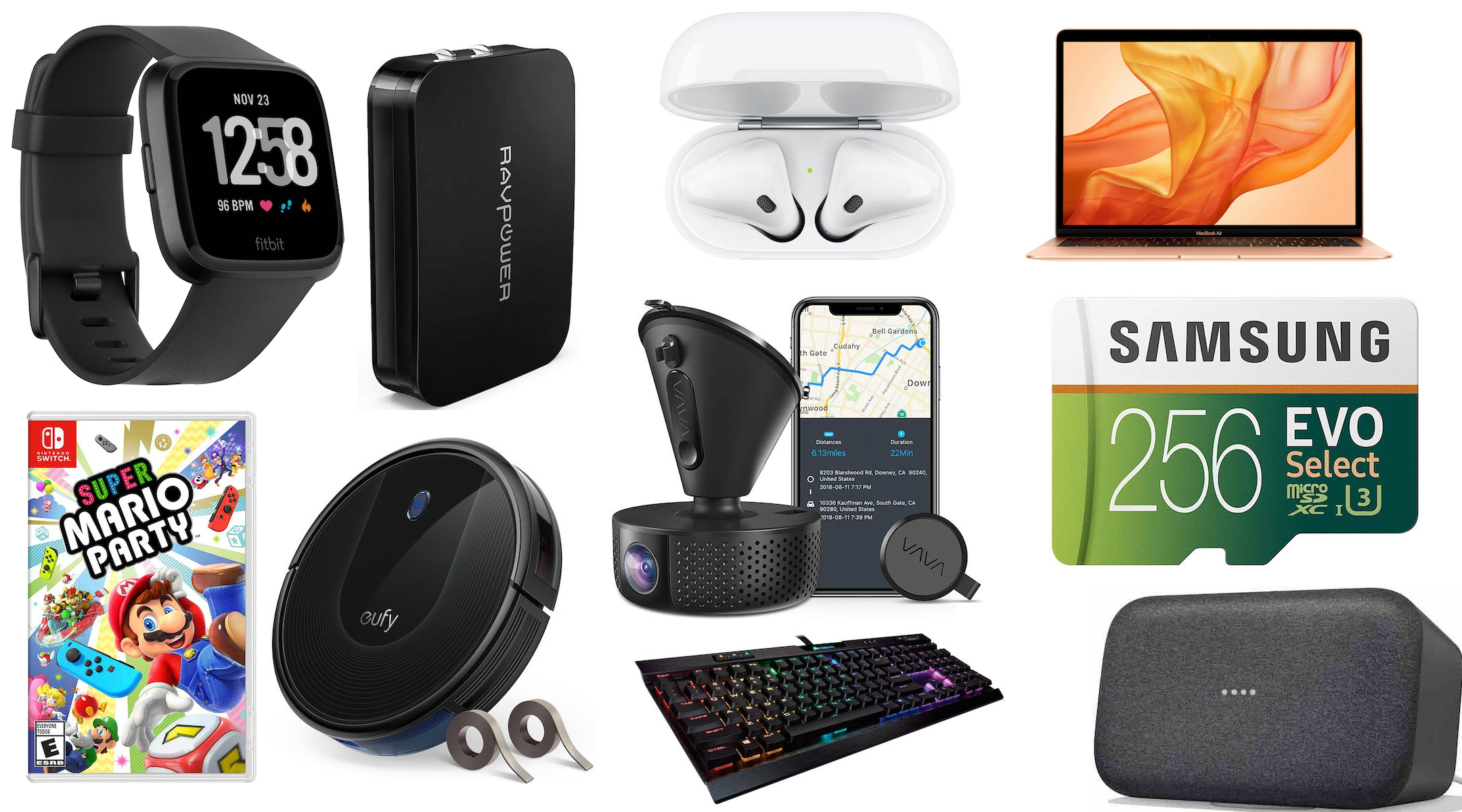 Dealmaster: Dash cam, iPad, robot vacuums, and more tech