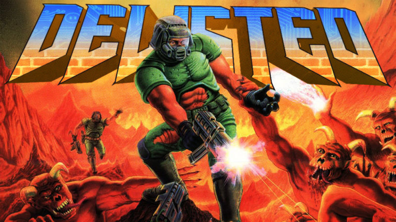 Classic Doom games vanish, reappear on Xbox One with