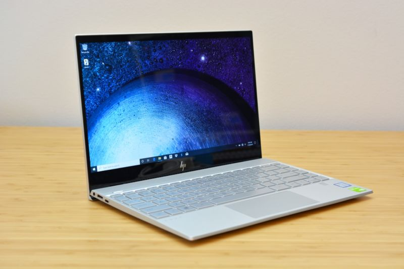 HP Envy 13 mini-review: Spectre fans, meet your budget option