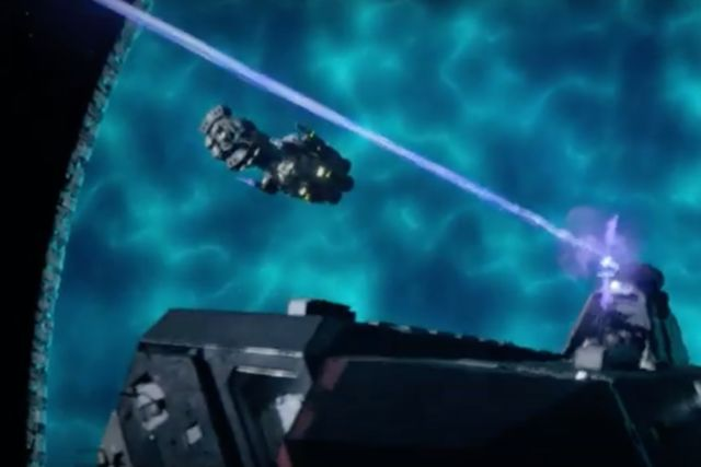 We've got our first peek at S4 of The Expanse and an airdate