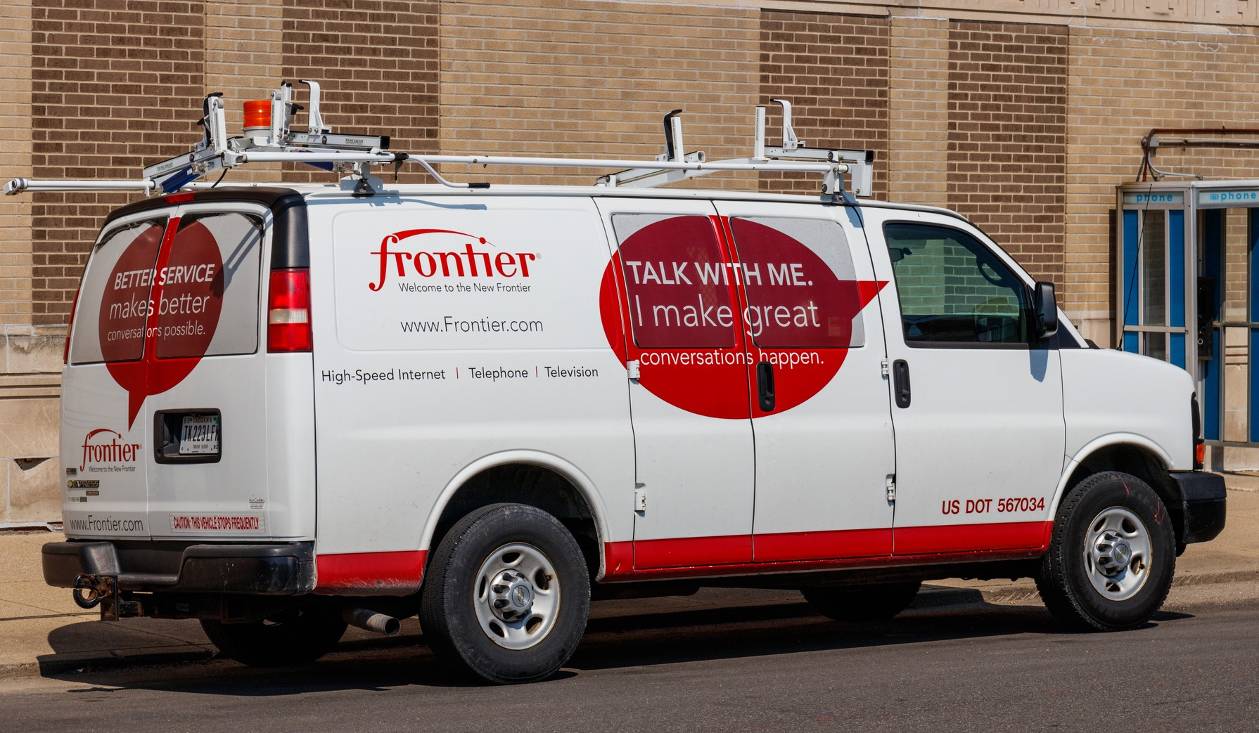 Frontier network outages get worse in NY, triggering state