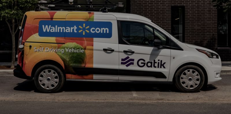 "This robo-van startup will handle Walmart's ""middle mile"""