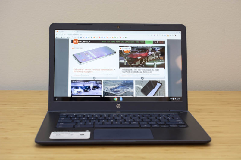 Does this Chromebook count as a traditional PC? Gartner says no, IDC says yes.