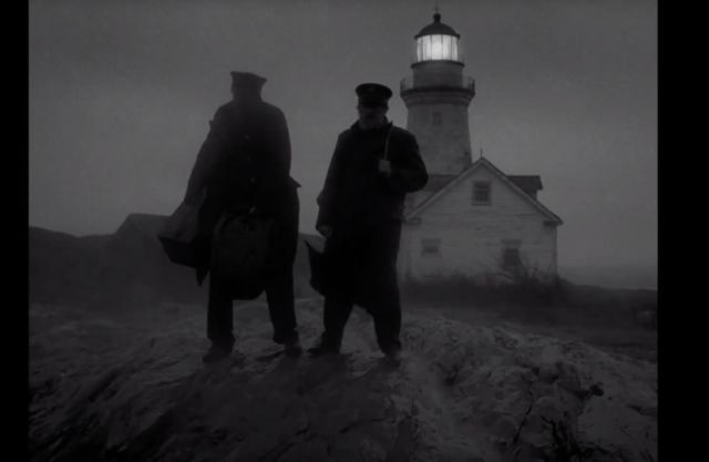 First trailer for The Lighthouse evokes early films from a