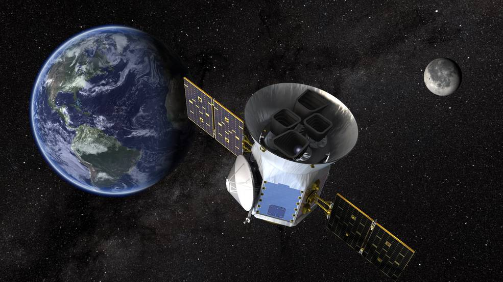 TESS mission finds nearby 3 planet system that's a perfect