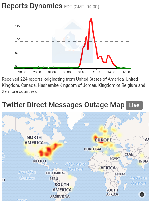The Internet broke today: Facebook, Verizon, and more see