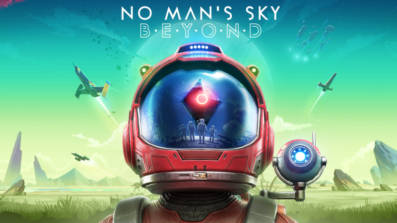 "Sean Murray calls No Man's Sky Beyond the game's ""2 0"" version—we"