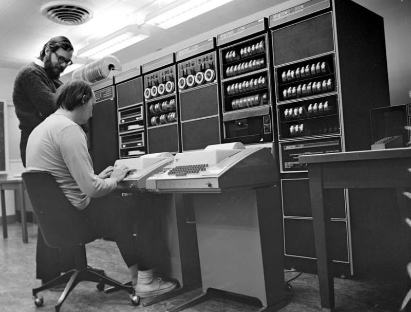 Unix at 50: How the OS that powered smartphones started from