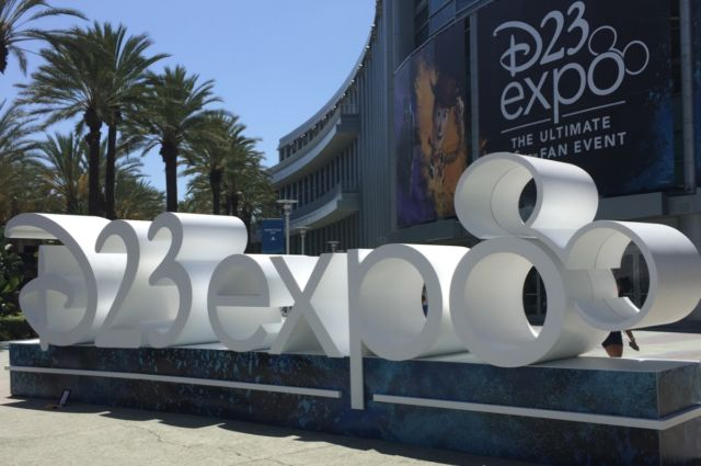 D3 Expo 2019, Disney's annual showcase of all things Disney, Pixar, Marvel, <em>Star Wars</em>, and, now, also National Geographic takes place this weekend in Anaheim, Calif.