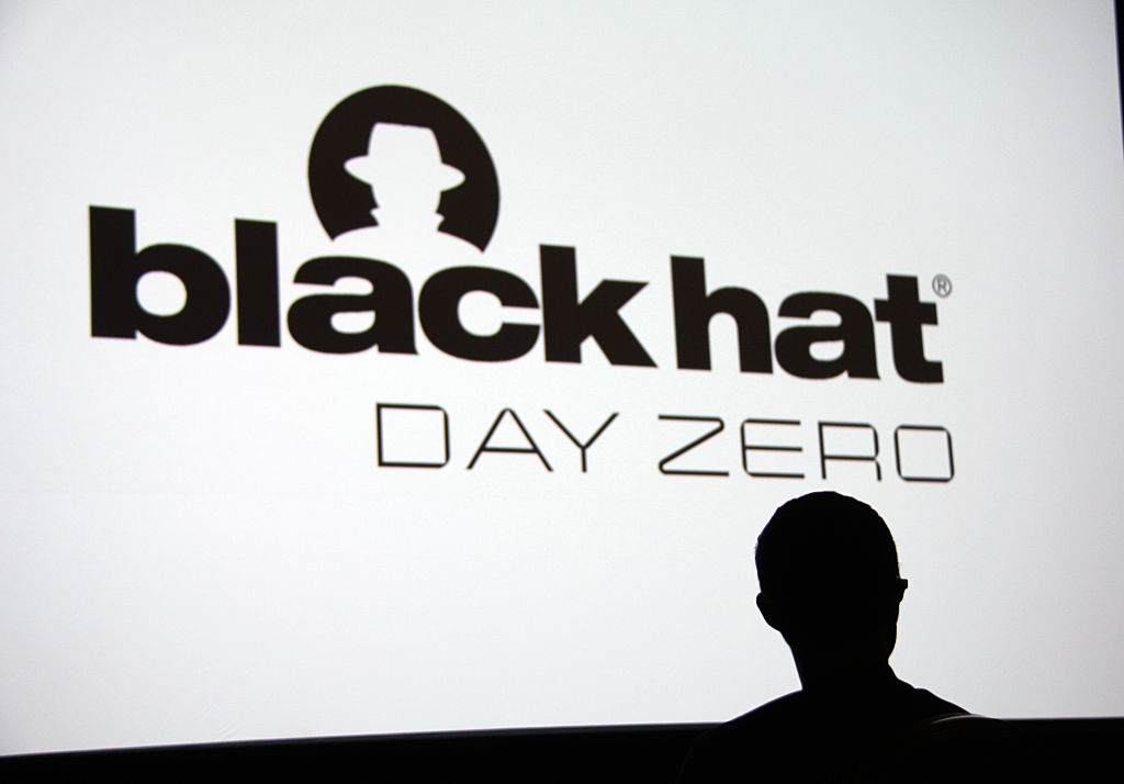 Things got weird during a sponsored talk at this year's Black Hat USA conference. Now it's spawning a lawsuit.
