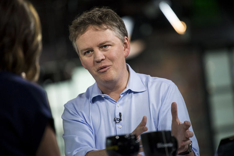 Matthew Prince, co-founder and chief executive officer of CloudFlare Inc.