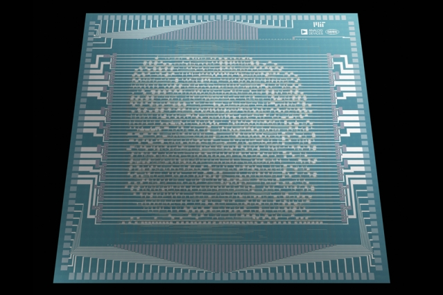 Image of the processor.