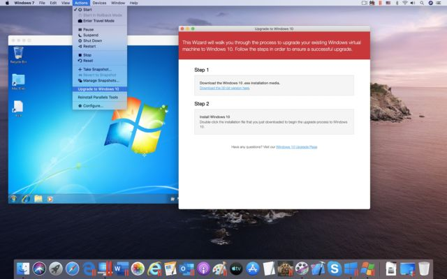 Parallels Desktop 15 for Mac moves to Metal for DirectX 11