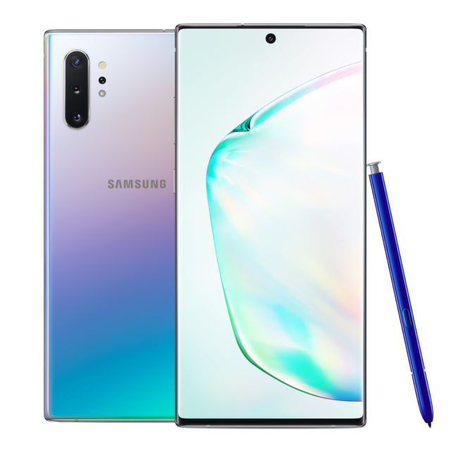 The Galaxy Note 10 launches with the biggest display of the year