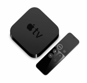 Apple TV 4K product image