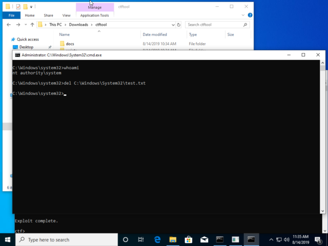 A look at the Windows 10 exploit Google Zero disclosed this