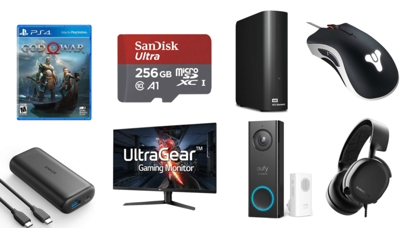 Dealer: Various storage and PC accessories are on sale at Amazon today