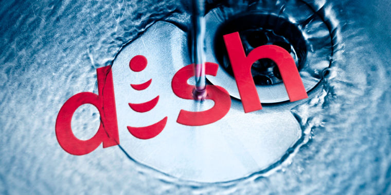 DOJ's plan to make Dish the fourth major carrier has a fatal