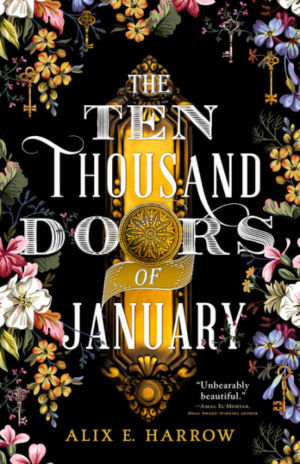 <em>The Ten Thousand Doors of January</em> product image