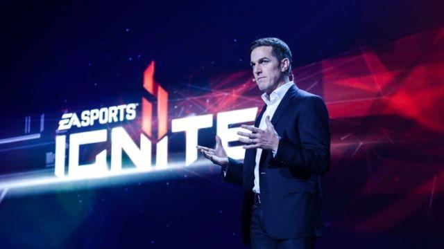 EA CEO Andrew Wilson.