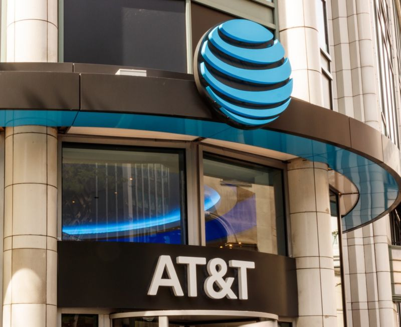 AT&T charged customers for a corporate tax that it doesn't have to pay