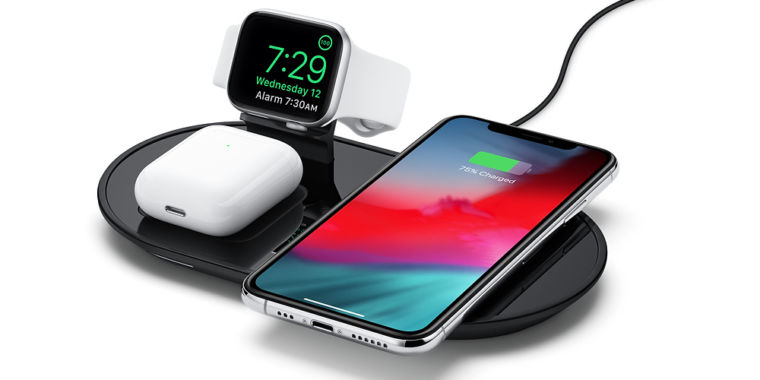 Apple is now selling the AirPower, basically, only it's not made by Apple
