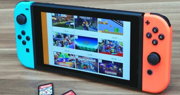"The ""overcooked""  game listing in this shot is a little on-the-nose, for a lot of Switch owners who tried using third-party cables, chargers, or docks with the portable console."