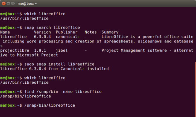 """A look at LibreOffice's new 6 3 0 """"fresh"""" release 