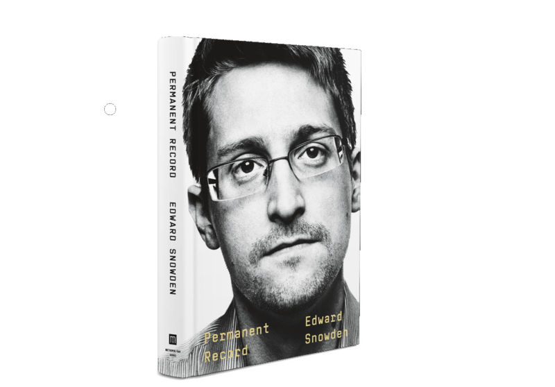US intelligence whistle-blower Snowden's memoir out on September 17