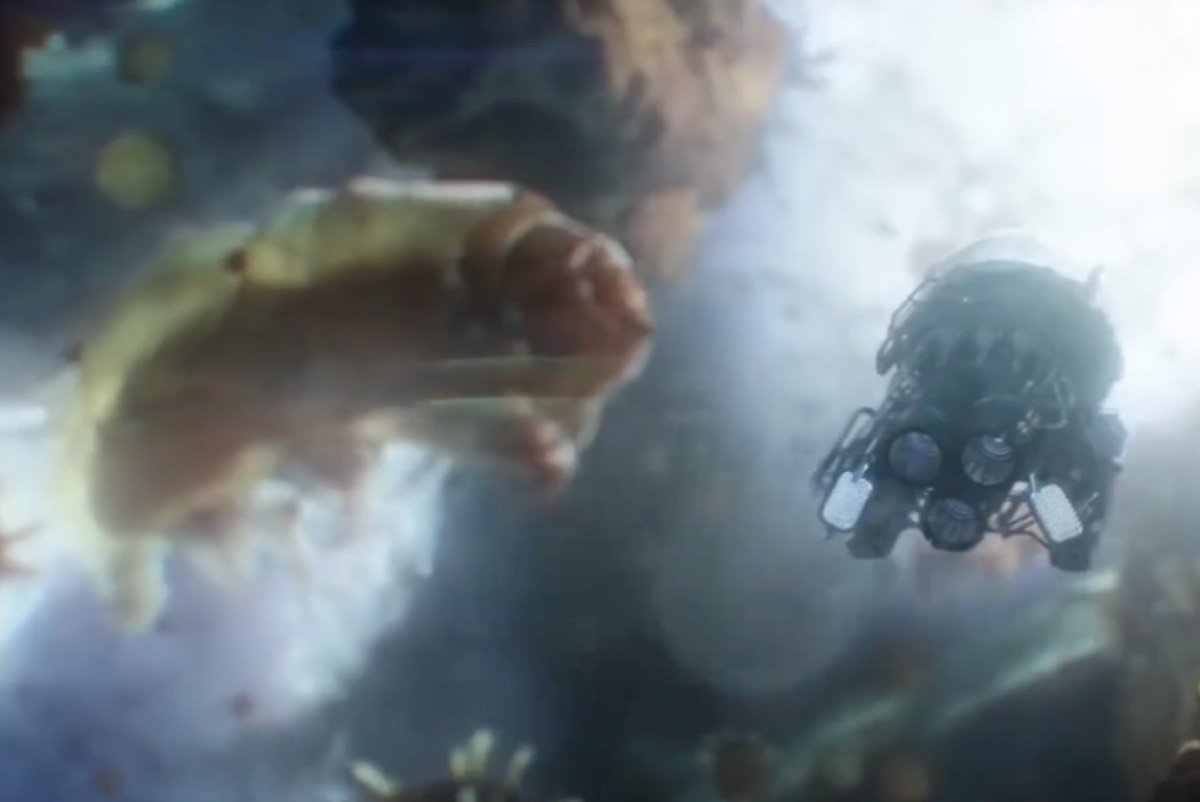 "Even though they are much too large in reality, tardigrades featured in the quantum realm in <em>Ant Man and the Wasp</em> ""Make sure you stay out of the tardigrade fields,"" Janet Van Dyne cautions. ""They're cute but they'll eat you."""