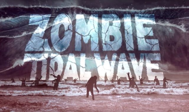 Undead hordes rise from the sea in delightfully campy Zombie