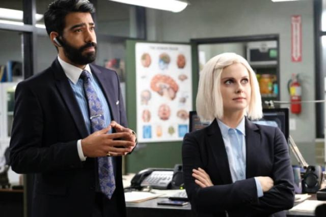 Review: iZombie sets up strong fifth season, then whiffs the
