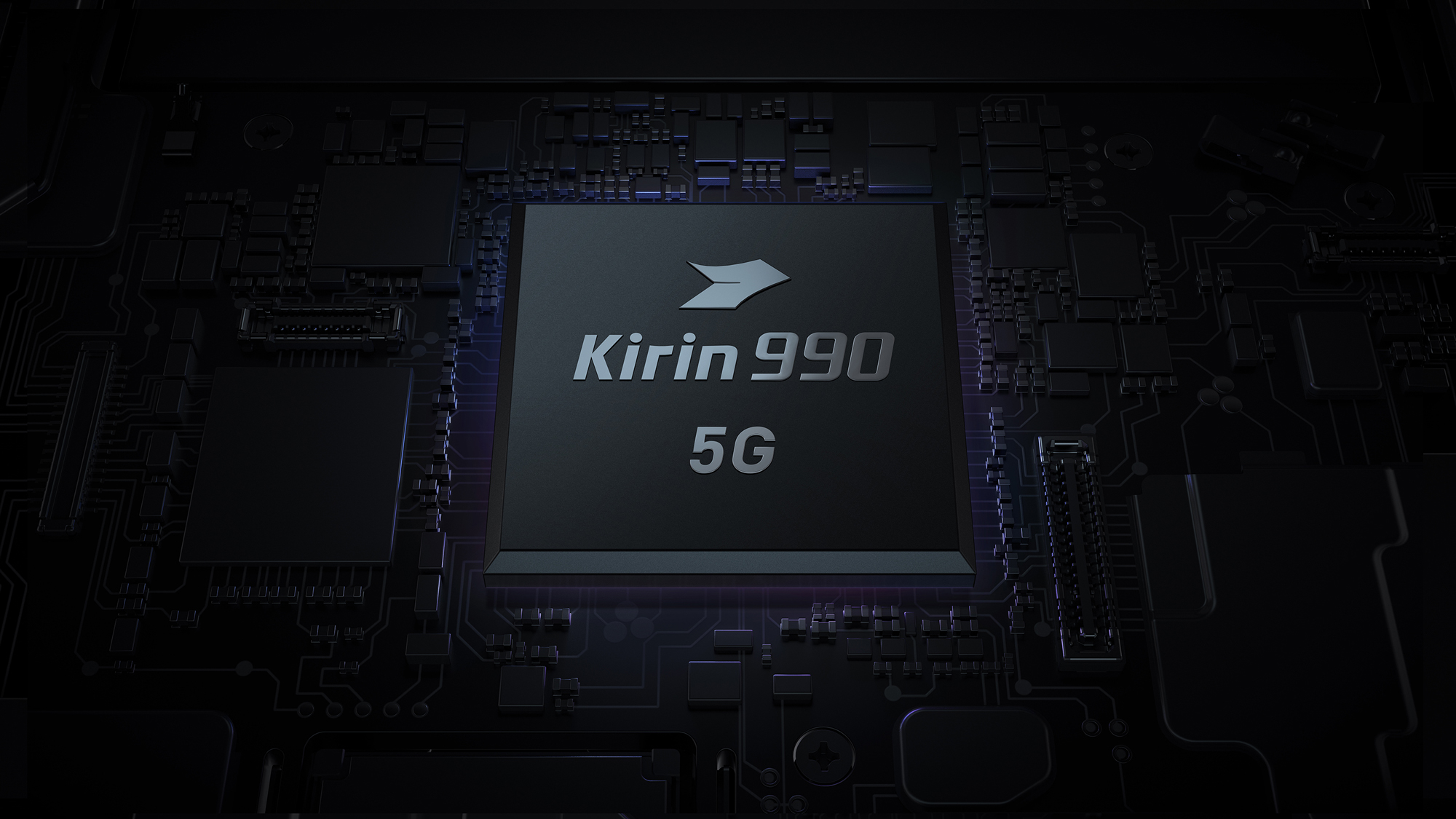 The Kirin 990. It's got 5G.