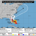 Hurricane Dorian is going to come very, very close to Florida