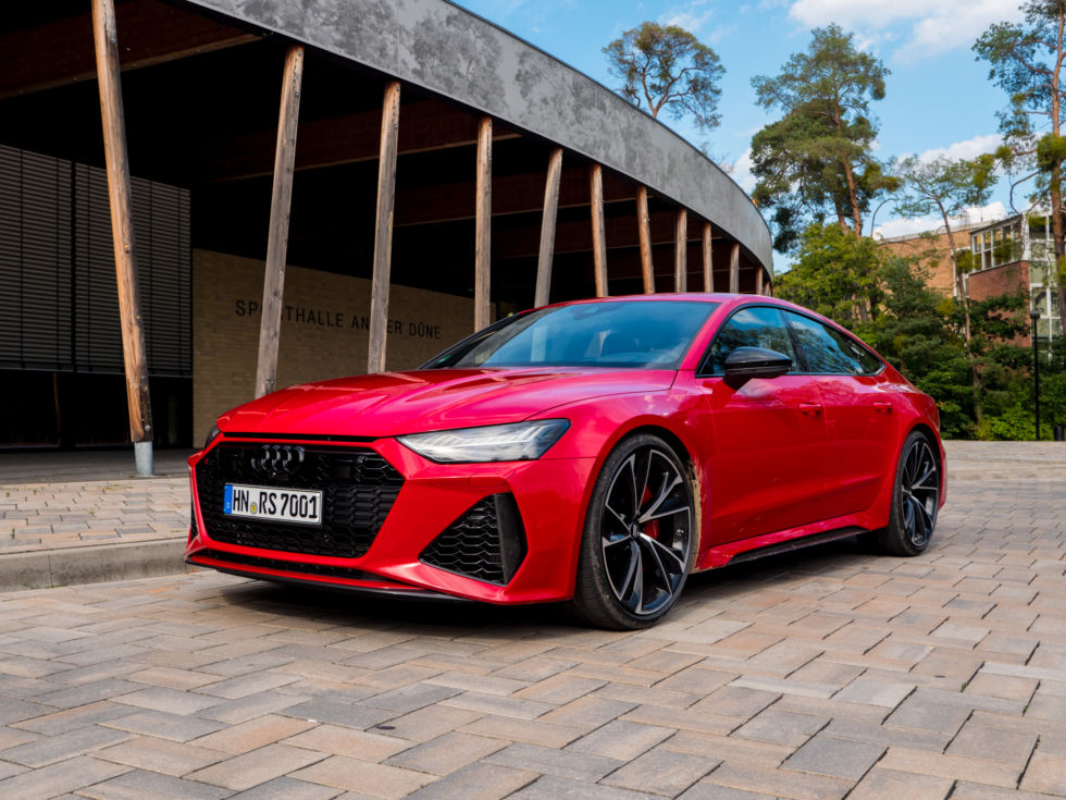 The 2020 Audi Rs7 Our All Time Favorite Fastback Just Got