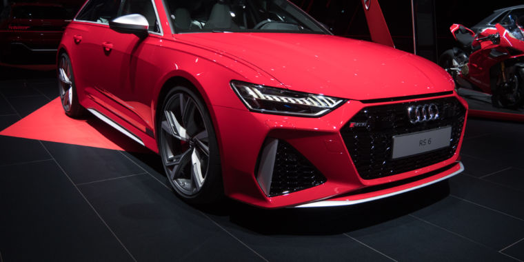 Audi responds to demand, will bring its fiery RS6 wagon to America