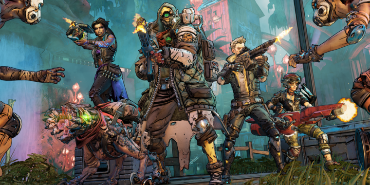 So far, Borderlands 3 is equal parts entrancing and annoying