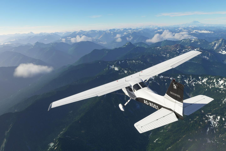 MS Flight Simulator  Cessna-172-Skyhawk_a-1440x960