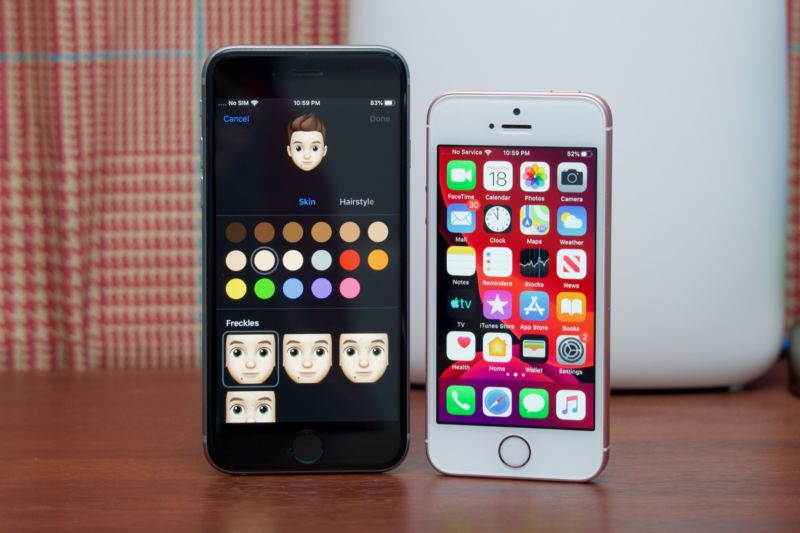 iOS 13 on the iPhone 6S and SE: New software runs fine on a phone that's still fast